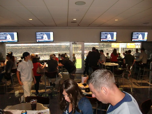 Yankees Suite after Affiliate Summit East 2012