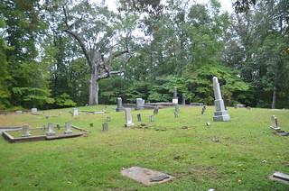 Old Pickens Presbyterian Cemetery