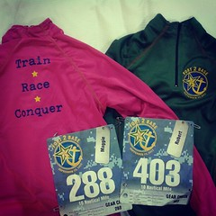 Ready to run 10 nautical miles tomorrow