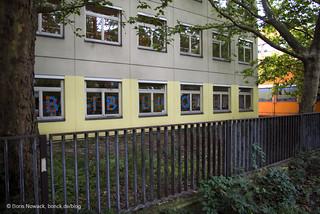 Interimsstandort der Hugo-Heimann-Bibliothek