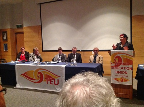 TEU Future of Tertiary Education Panel
