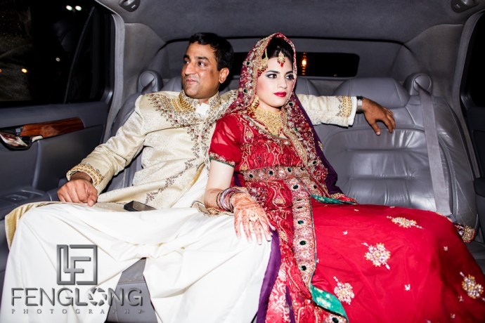 Yusra & Rahil's Baraat | Fort Gordon Officer's Club | Atlanta Augusta Pakistani Indian Wedding Photographer