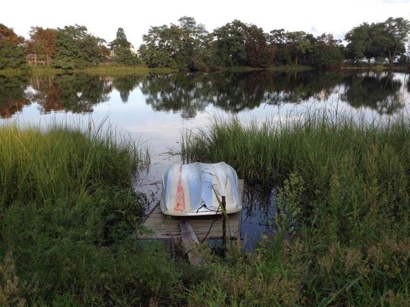 Shackled Boat