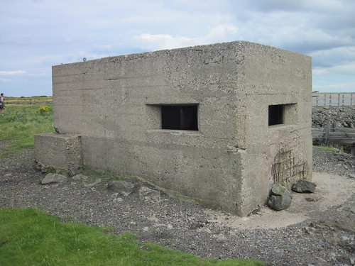 North Gare Pillbox