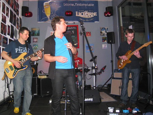 Concert du 25 février 2012 au Vin'Ill Café (Illkirch)