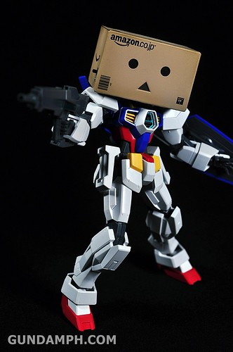 Revoltech Danboard Mini Amazon Box Version Review & Unboxing (52)