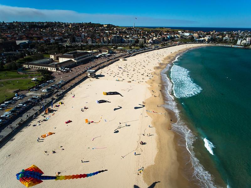 2012 Festival of the winds Bondi Beach NSW, Australia
