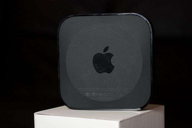Apple TV 開箱 1