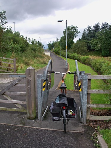 Anti-cycling gate