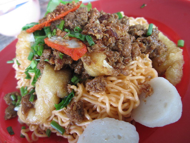 Food Courts kolo mee 2