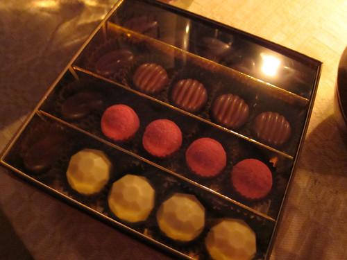 Chocolates from Malmo Chokladfabrik