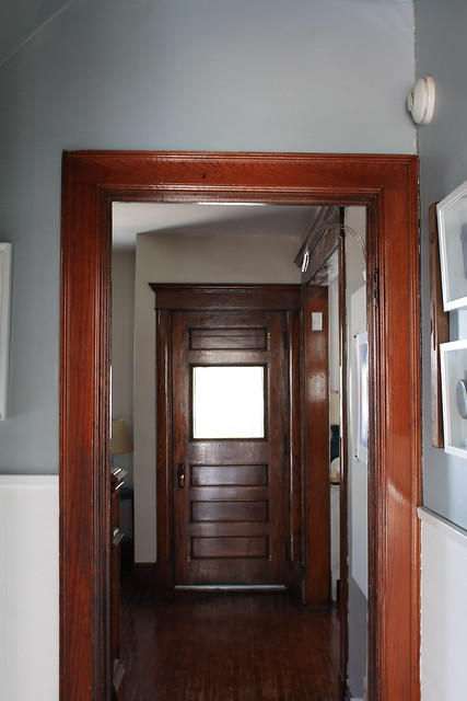 What Doorway When Front Near Living Room Do