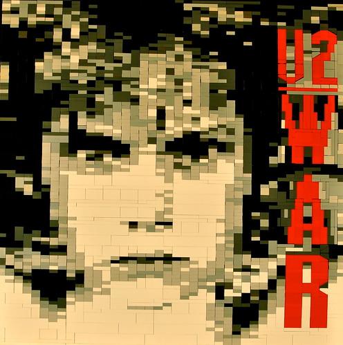 LEGO U2 War album art