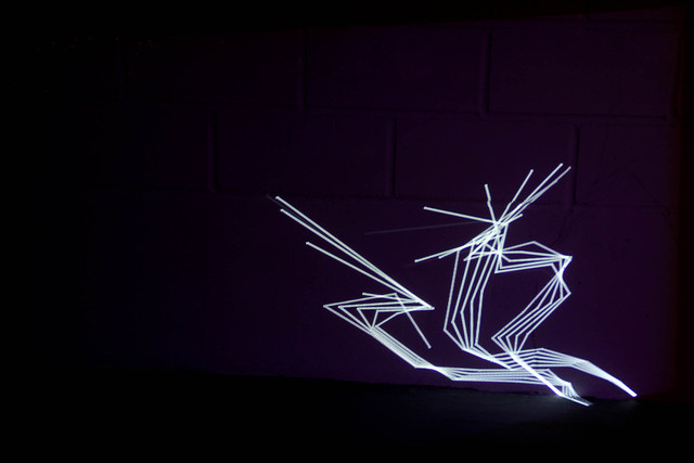 mayer+empl . ipg . sound reactive generative design . munich . 2012
