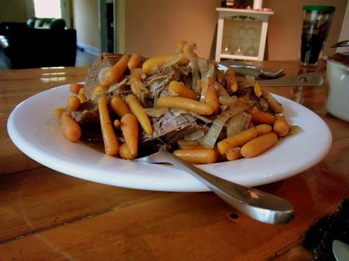 root beer pot roast