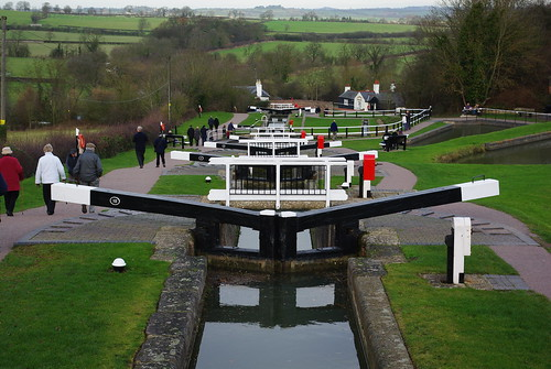 20111227-01_Staircase Locks - Foxton by gary.hadden