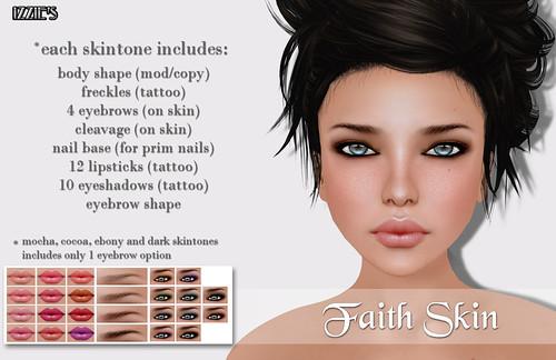 Faith Skin