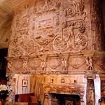 Cragside fireplace