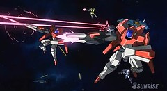 Gundam AGE 4 FX Episode 47 Blue Planet, Lives Ending Youtube Gundam PH (9)