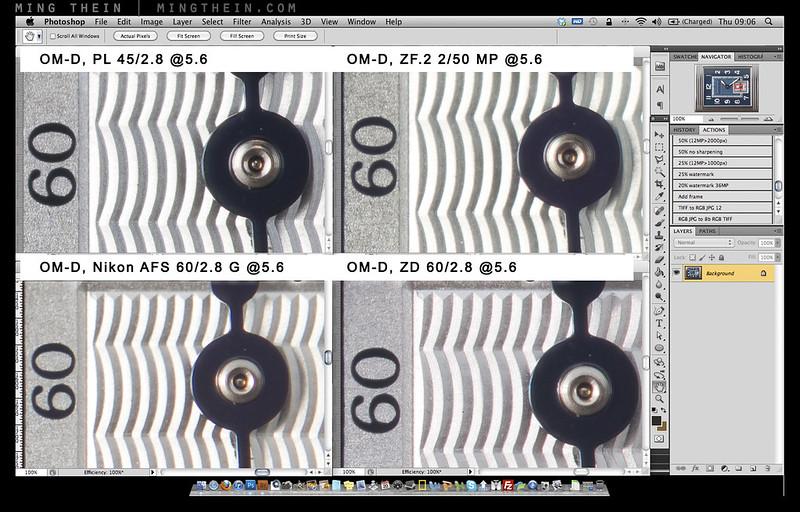 ZD60 comparison edge 1-1