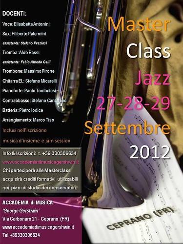 Masterclass di Ceprano 27-28-29.09.2012 by cristiana.piraino