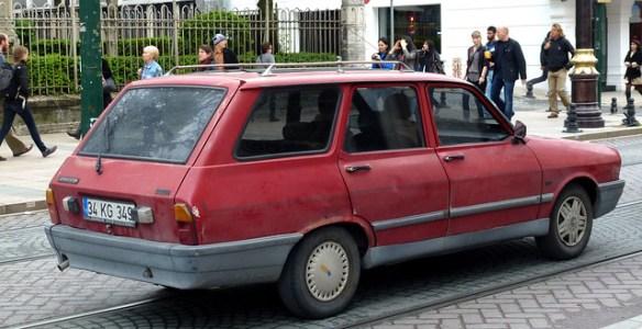 Istanbul - avril 2012 - jour 6 - 006 - Renault 12 break