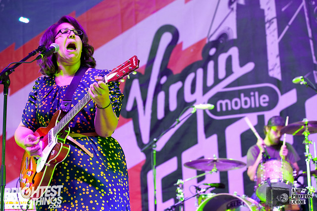 Alabama Shakes play Virgin Freefest '12