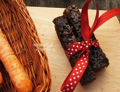brownies wortel