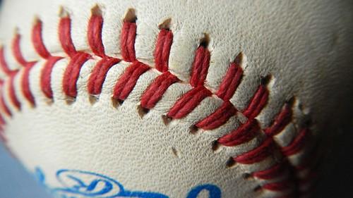 Baseball Bracelet 1