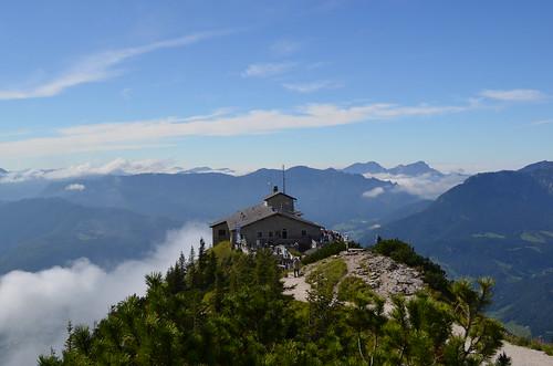 Kehlsteinhaus (Eagle's Nest)