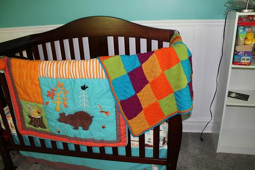 Sarah's Toddler Blanket