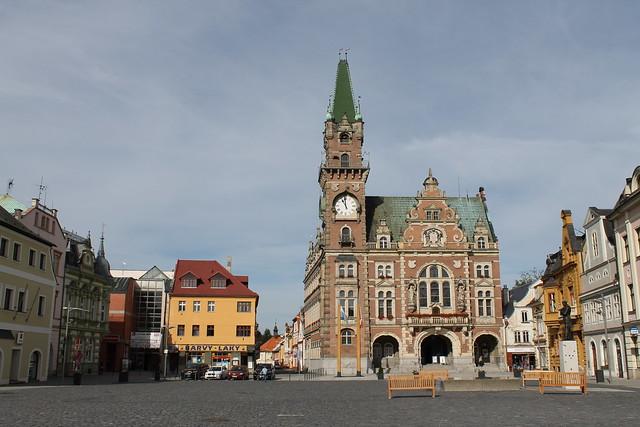 Frýdlant Town Hall
