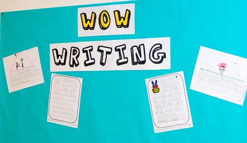 Wow Writing