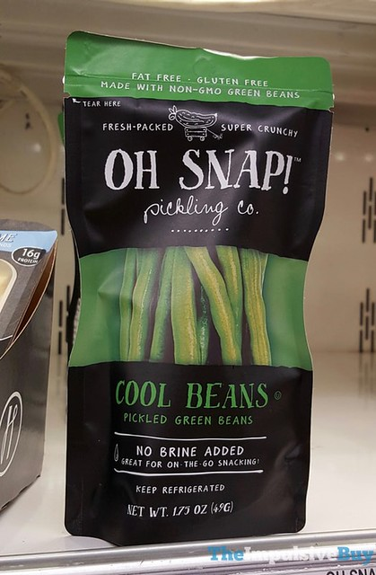Oh Snap! Pickling Co. Cool Beans