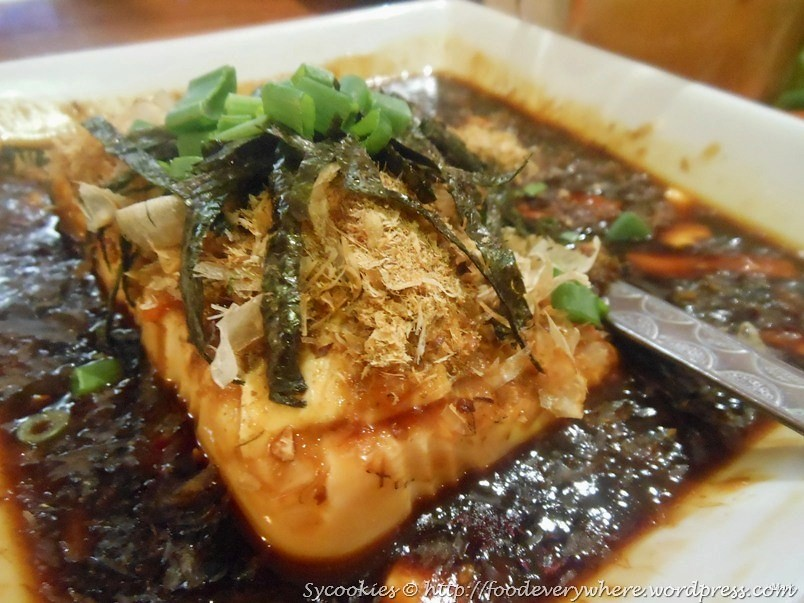 6.Agedashi Tofu RM 6.90