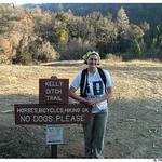 Trailhead to Kelly Ditch Trail