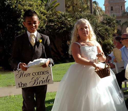 ring bearer flower girl copy