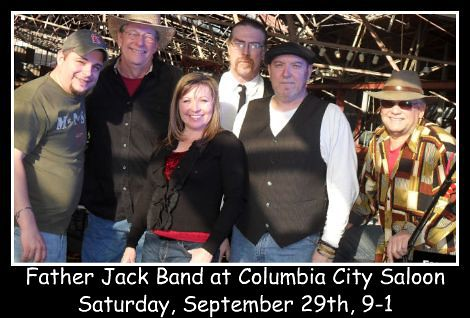 Father Jack Band 9-29-12