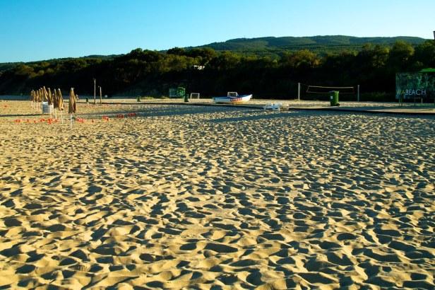 Пляж Иракли, Болгария