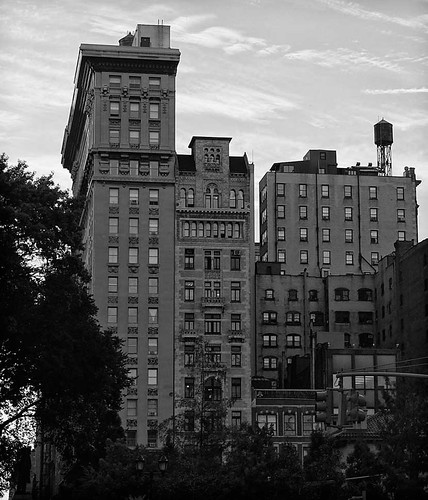 Union Square West by numbphoto