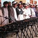 Taliban who surrendered with their weapons to the Pakistan army in August. Credit: Ashfaq Yusufzai/IPS