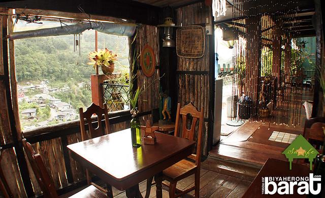 Sanafe Lodge & Restaurant veranda