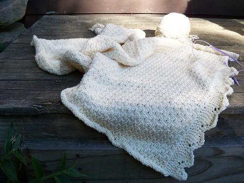 blanket middle