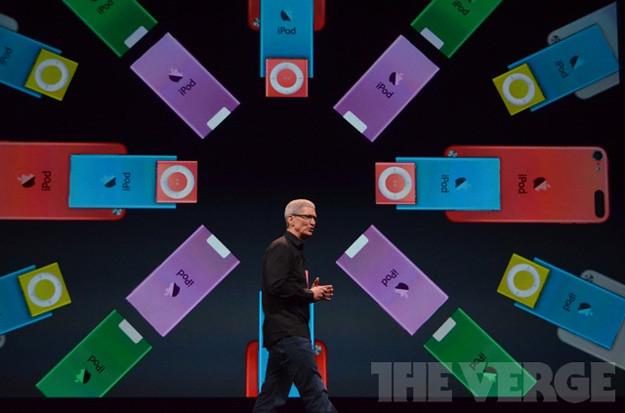 Nuevos iPod Touch de Apple - 7ma generacion