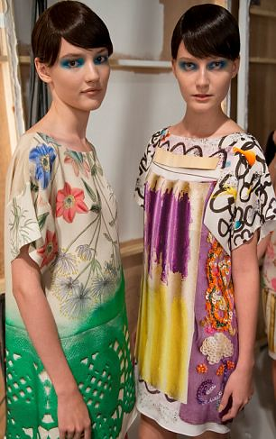 Antoni & Alison London Fashion Week SS 2013