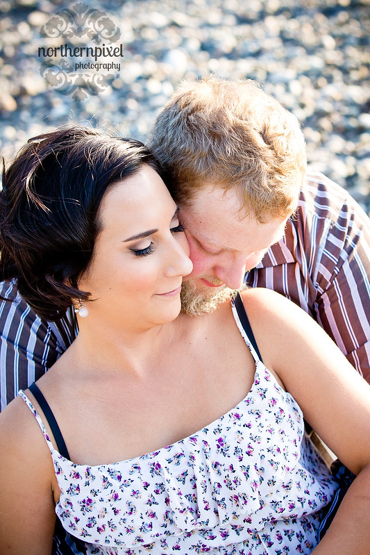 Tawnie & Wade - Engagement Photos Prince George
