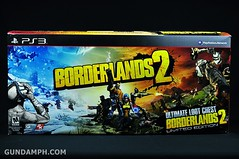 Borderlands 2 Ultimate Loot Chest Limited Edition PS3 Review Unboxing (2)