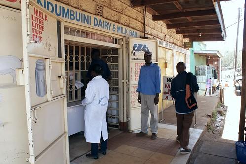 Urban zoonoses and food safety: Nairobi