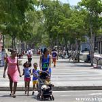 03 Viajefilos en el Prado, La Habana 06