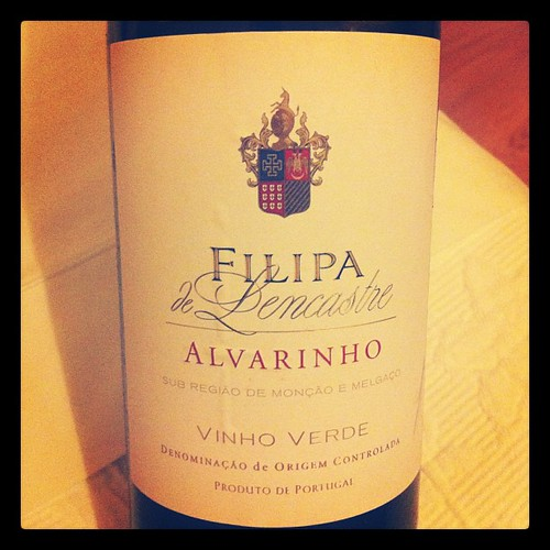 alvarinho vinho verde, filipa